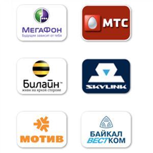 Операторы сотовой связи Каргата
