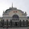 Железнодорожные вокзалы в Каргате