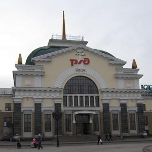 Железнодорожные вокзалы Каргата
